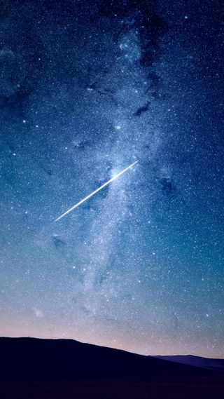 Обои на телефон ночь, звезды, звезда, галактика, galaxy stars