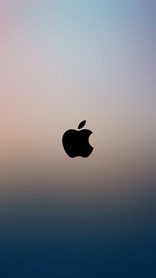 Обои на телефон apple, iphone, iphone x, логотипы, айфон, эпл, размытые