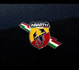 Обои на телефон значок, машины, fiat, automotive, abarth badge, abarth, 500