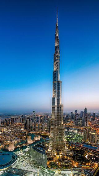 Обои на телефон дубай, путешествие, париж, здания, город, бурдж, башня, арабские, burj khalifa