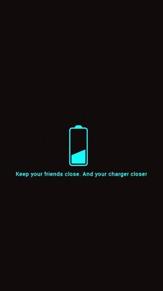 Обои на телефон чарджер, твой, забавные, друзья, keep your friends, closer, close