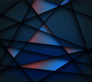 Обои на телефон треугольник, шаблон, треугольники, текстуры, абстрактные, abstract triangles