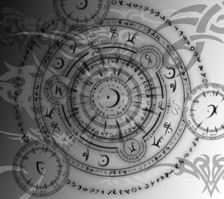Обои на телефон код, символ, секрет, племенные, магия, круги, знаки, готические, the magic circle, arabesque