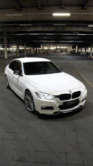 Обои на телефон м3, машины, бмв, белые, car white
