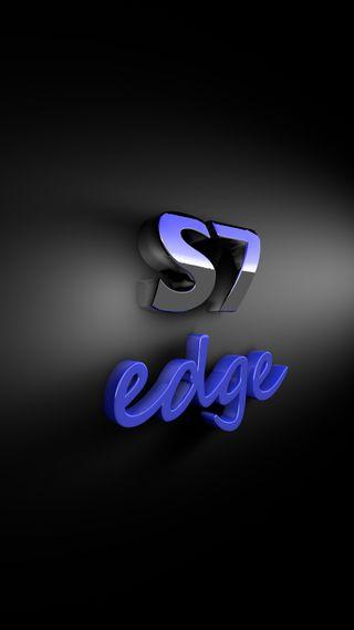 Обои на телефон s7 edge, samsung, s7 edge black, черные, самсунг, грани