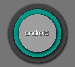 Обои на телефон зефир, материал, логотипы, андроид, android m logo, android
