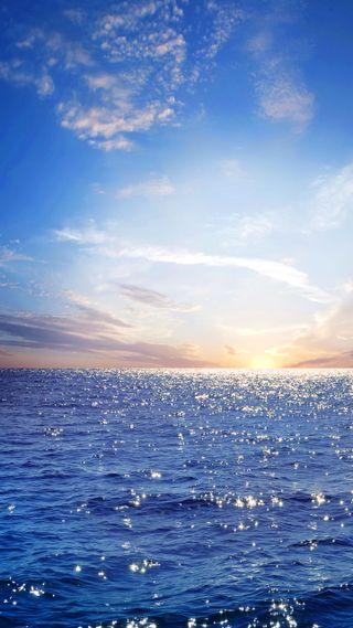 Обои на телефон море, синие, природа, пейзаж, любовь, вид, абстрактные, love, blue sea