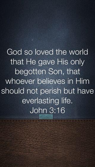 Обои на телефон мир, любовь, исус, жизнь, джон, бог, son, loved, love, john 3 16