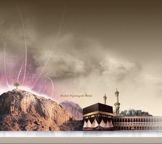 Обои на телефон религия, макка, исламские, ислам, аллах, mekke, kabe, dini