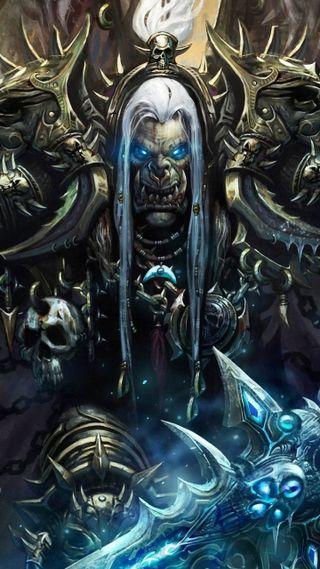 Обои на телефон смерть, рыцарь, мир, варкрафт, wow, orc, frostmourne, death knight