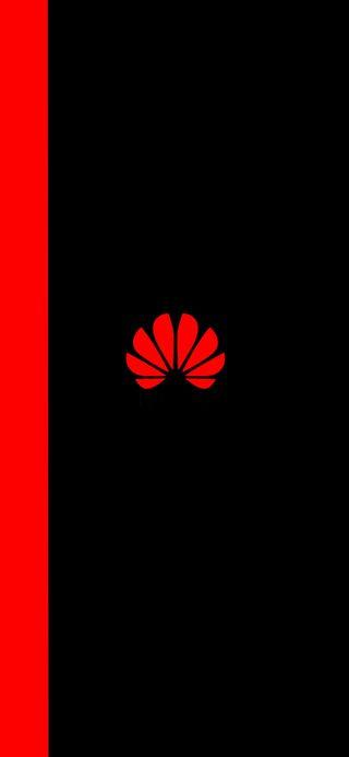 Обои на телефон узоры, честь, черные, хуавей, логотипы, красые, грани, амолед, huawei logo, huawei, hd, emui, amoled