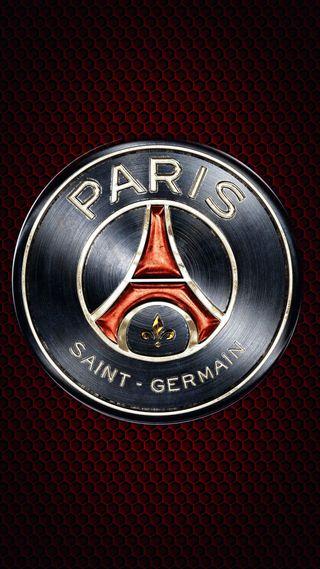 Обои на телефон логотипы, футбол, париж, псж