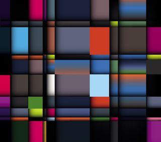 Обои на телефон квадраты, геометрические, абстрактные, 3д, 3d