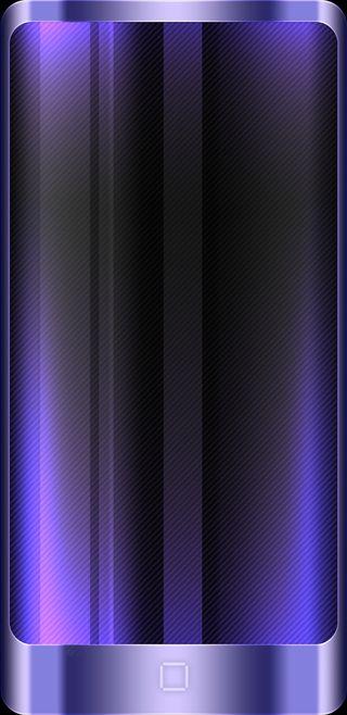 Обои на телефон экран, фиолетовые, серебряные, свет, неоновые