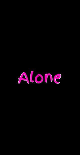 Обои на телефон тьма, темные, современные, розовые, одиночество, грустные