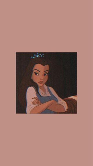 Обои на телефон дисней, tumblr, princesa, la bella y la bestia, disney