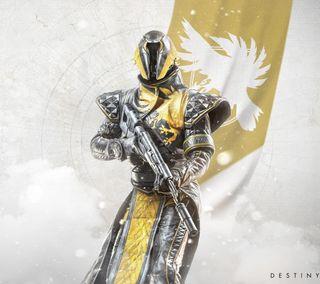 Обои на телефон судьба, игра, warlock, destiny 2 warlock, desiny