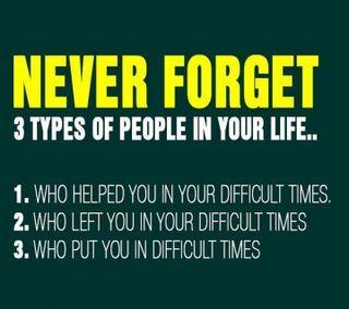 Обои на телефон слева, помощь, никогда, люди, забудь, жизнь, types, times, put, difficult