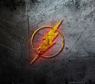 Обои на телефон флэш, логотипы, crest the flash
