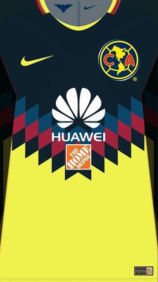 Обои на телефон мексика, футбол, клуб, америка, club america