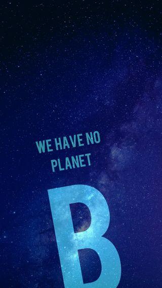 Обои на телефон менять, планета, космос, no planet b, friendly, emission, eco, climatechange, climate