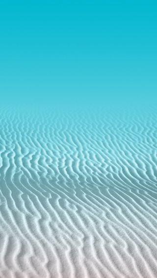 Обои на телефон природа, подводные, песок, волны