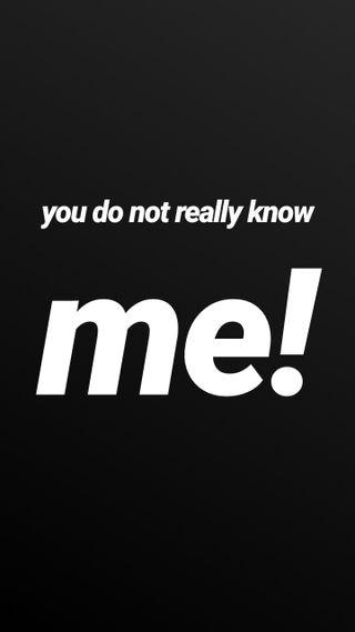 Обои на телефон знать, я, слово, ремикс, новый, know me, feels, 2018
