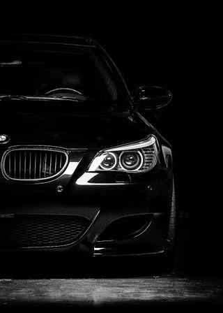 Обои на телефон седан, черные, тюнинг, суперкары, машины, м5, бмв, белые, limousine, fast, e60 m5, e60, bmw e60, bmw
