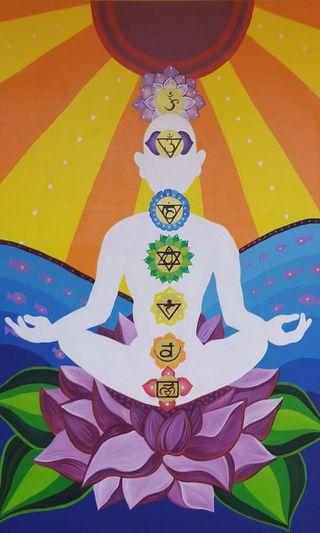 Обои на телефон медитация, лотус, йога, будда, yogi, enlightened, chakras, chakra, buddhism