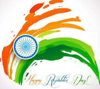 Обои на телефон фестиваль, счастливые, рисунки, индия, знаки, дизайн, день, высказывания, абстрактные, happy republic day