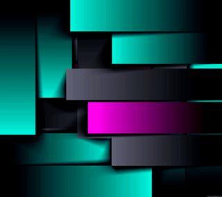 Обои на телефон кубы, абстрактные