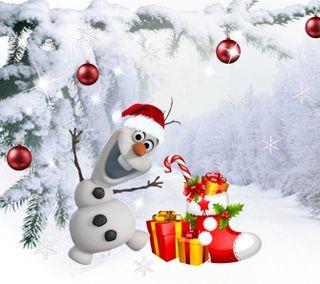 Обои на телефон счастливое, рождество, 2160x1920px