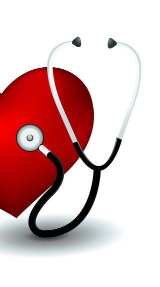 Обои на телефон медицинские, доктор, сердце