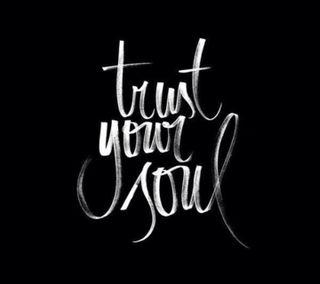 Обои на телефон твой, душа, доверять, your soul, trust your soul