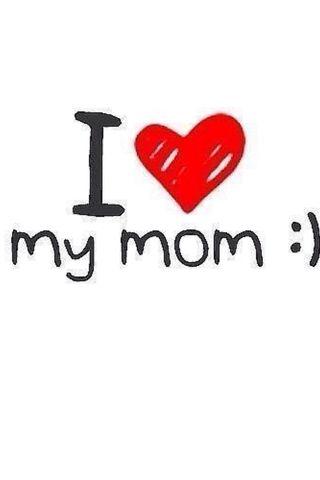 Обои на телефон мой, мама, любовь, love, i love my mom