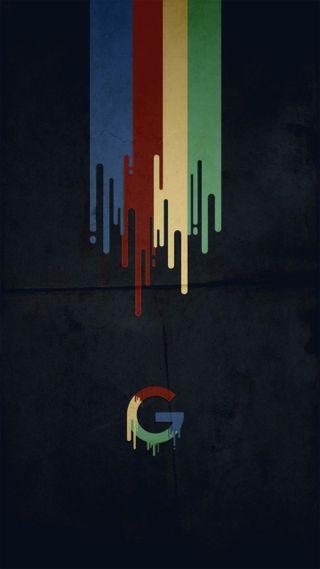 Обои на телефон креативные, гугл, амолед, google, amoled