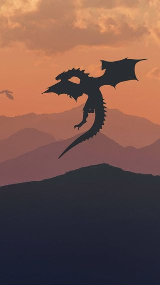 Обои на телефон dragon, got, daenerys targaryen, fire and blood, игра, дракон, огонь, кровь, престолы, таргариен