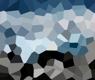 Обои на телефон фотошоп, кристалл, crystallized