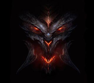 Обои на телефон дьявол, череп, темные, страх, ночь, underworld