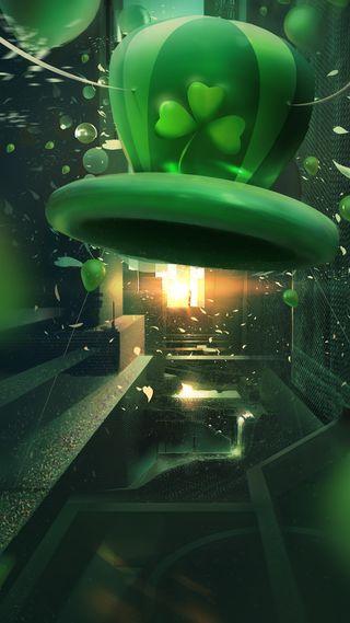 Обои на телефон ирландские, фан, праздник, пиво, ирландия, зеленые, вечеринка, везучий, будущее, future leprechaun