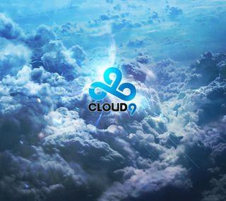 Обои на телефон кс го, esports, counterstrike, cloud9