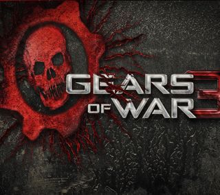 Обои на телефон шестерни, игра, война, gears of war