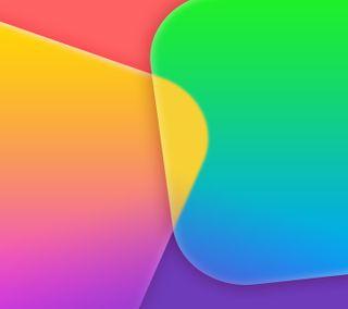 Обои на телефон apple, ios, iphone, mac, айфон, эпл, кубы, квадратные, куб, формы