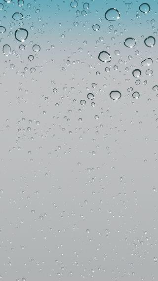 Обои на телефон эпл, классика, капли, вода, ios, droplet, classic drops, apple
