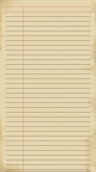 Обои на телефон бумага, линии, notebook
