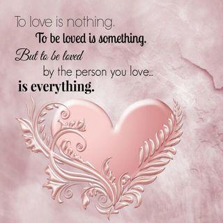 Обои на телефон будь, цитата, фон, текст, сияние, сердце, розовые, любовь, to be loved, pink heart, love