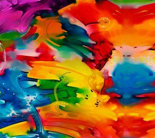 Обои на телефон самсунг, рисунки, галактика, арт, samsung, note 3 paint ii, note, galaxy, art