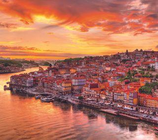 Обои на телефон португалия, porto, lisbon