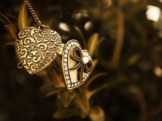 Обои на телефон сердце, любовь, золотые, драгоценность, дорогие, арт, античный, valuables, love, jewelry, hd, golden heart, art