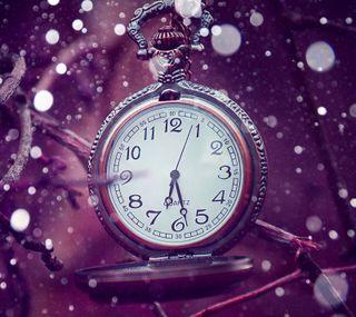 Обои на телефон ключ, часы, время, time is the key